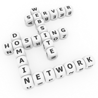domain website network hosting server